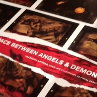 Angels and Demons Subway posters